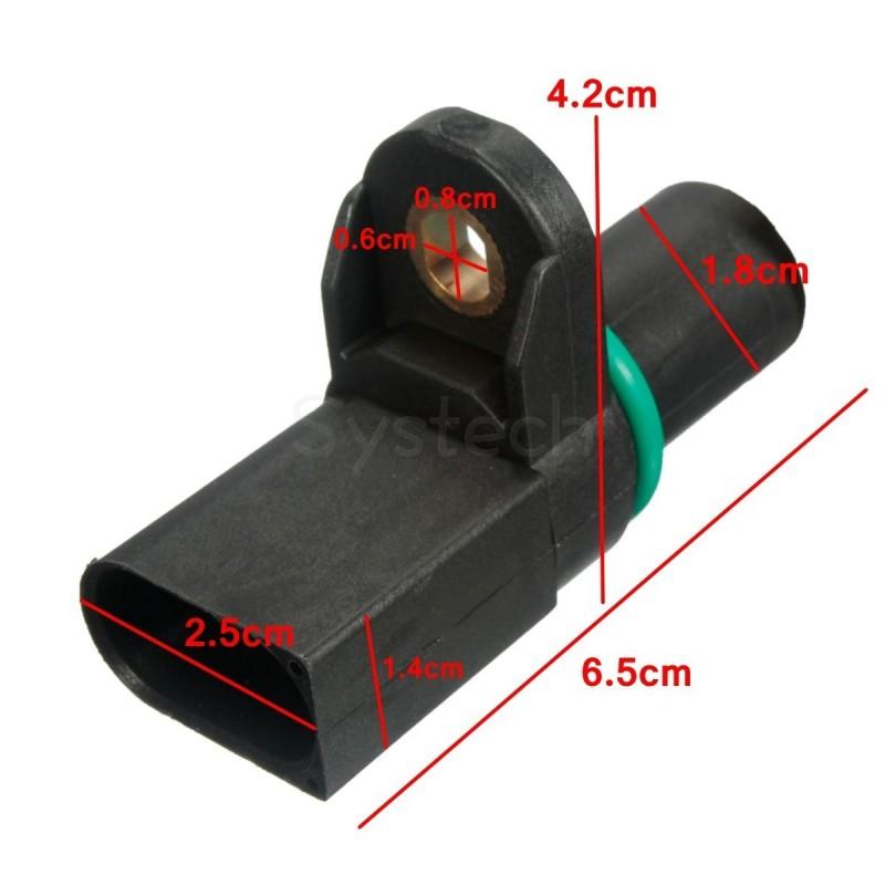 capteur position vilebrequin remplace bmw 12147518628 systech les pi ces auto au meilleur prix. Black Bedroom Furniture Sets. Home Design Ideas