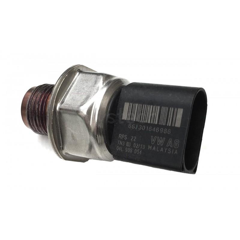 capteur pression carburant common rail remplace 04l906054. Black Bedroom Furniture Sets. Home Design Ideas