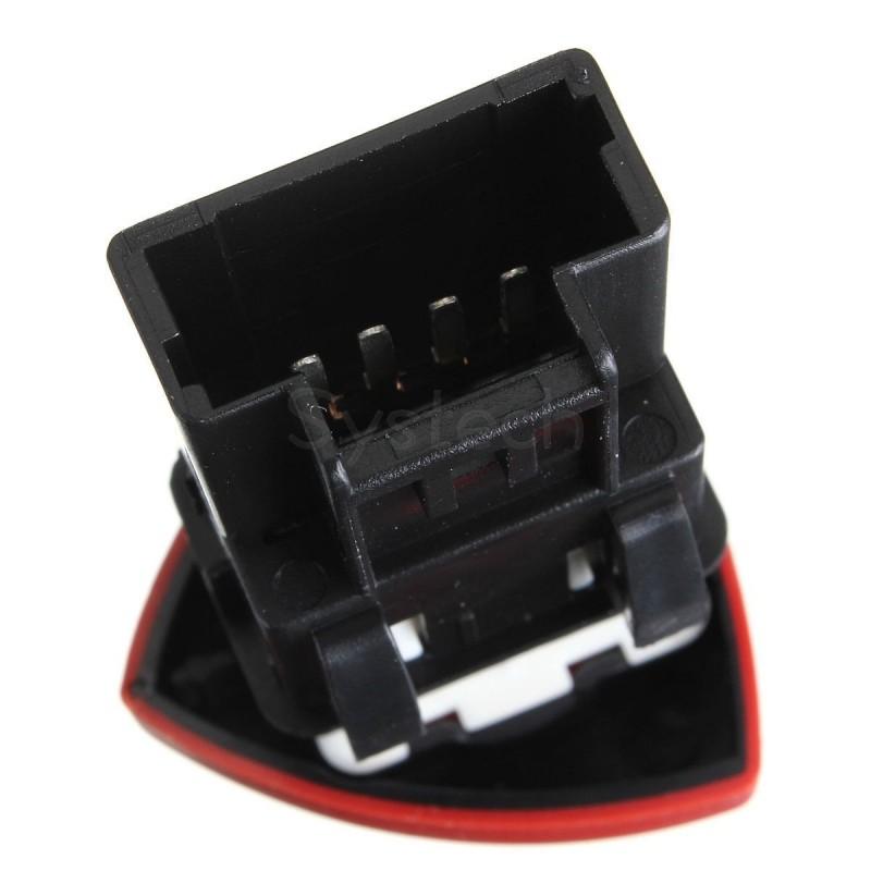 interrupteur feux de d tresse remplace renault 8200442724 systech. Black Bedroom Furniture Sets. Home Design Ideas
