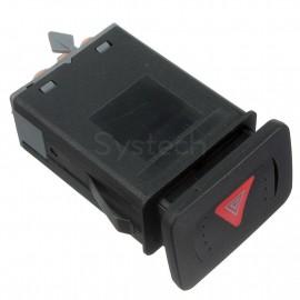 Interrupteur de signal de détresse remplace 1J0953235