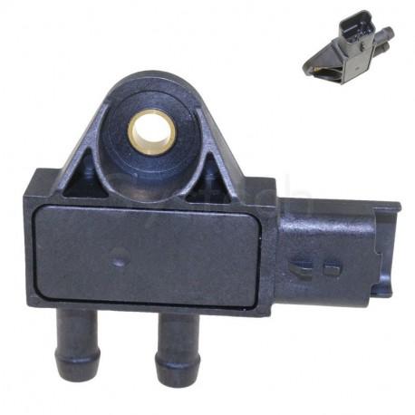 Capteur pression gaz d'échappement remplace Peugeot 1618.09