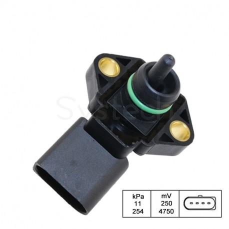 Capteur de pression MAP remplace VW AUDI SEAT SKODA 0281002177 038906051 062906051 1.9 TDI