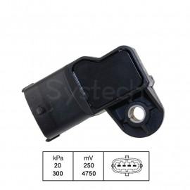 Capteur pression MAP remplace Bosch 0281006118