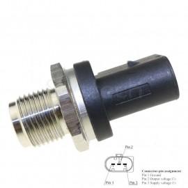 Capteur pression carburant remplace Bosch 0281002942