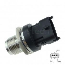 Capteur de pression common rail remplace Bosch 02811002907