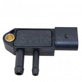 Capteur de pression gaz d'échappement remplace 03G906051A