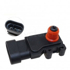 Capteur pression (MAP) remplace Opel 16212460, Renault 7700106644