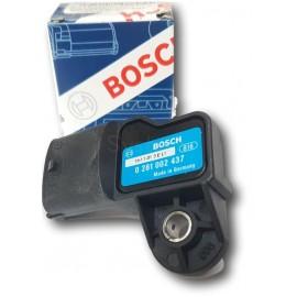 Capteur de pression de sur alimentation remplace Bosch 0281002437