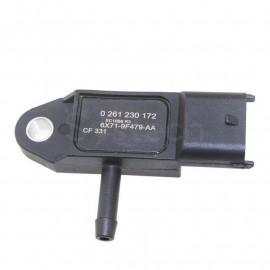 Capteur, pression des gaz échappement remplace 0261230172