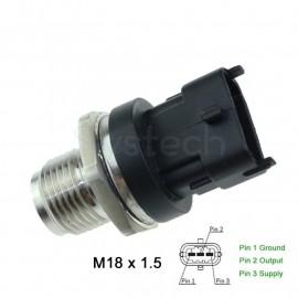 Capteur pression common rail remplace 0281002568 0281002865 0281002734