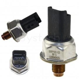 Capteur pression common rail Delphi 55PP03-01 9307Z507A